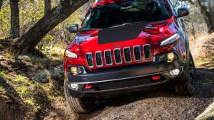 2014 Jeep Cherokee - 01
