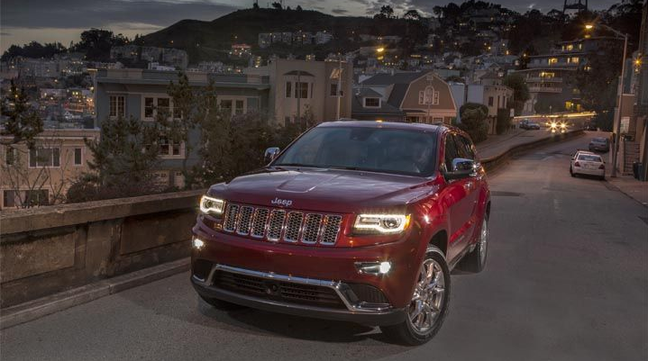 2014 Jeep Grand Cherokee - City