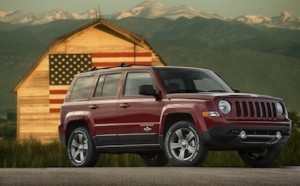2013 Jeep Patriot Freedom Edition