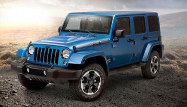 CHRYSLER GROUP LLC 2014 JEEP WRANGLER UNLIMITED POLAR EDITION