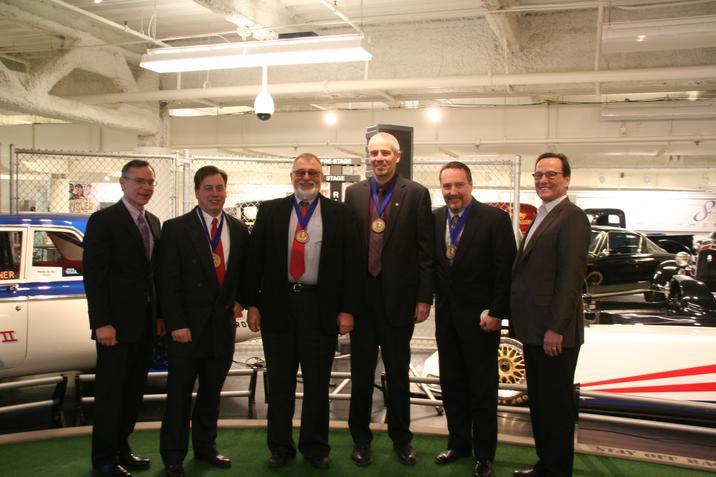 Walter P Chrysler Technology Award