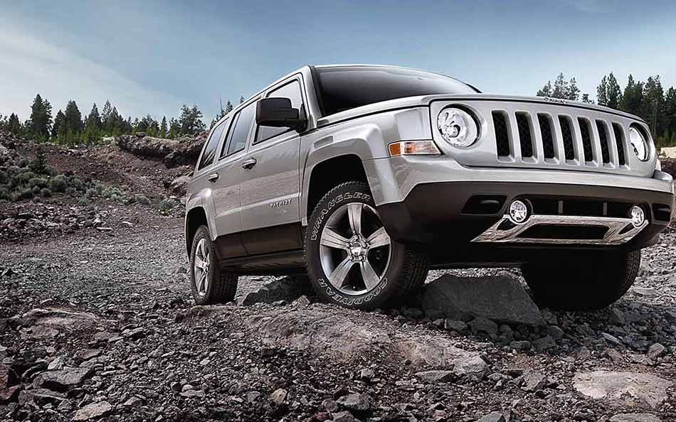 2015 Jeep Patriot - 01