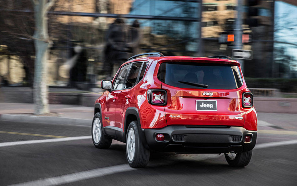 2015 Jeep Renegade - 0