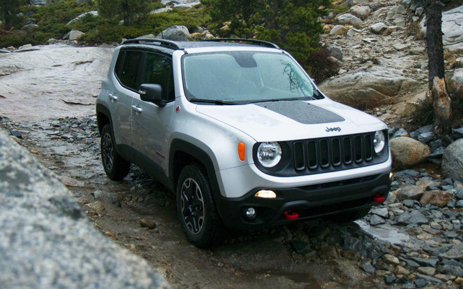 2015 Jeep Renegade - 05
