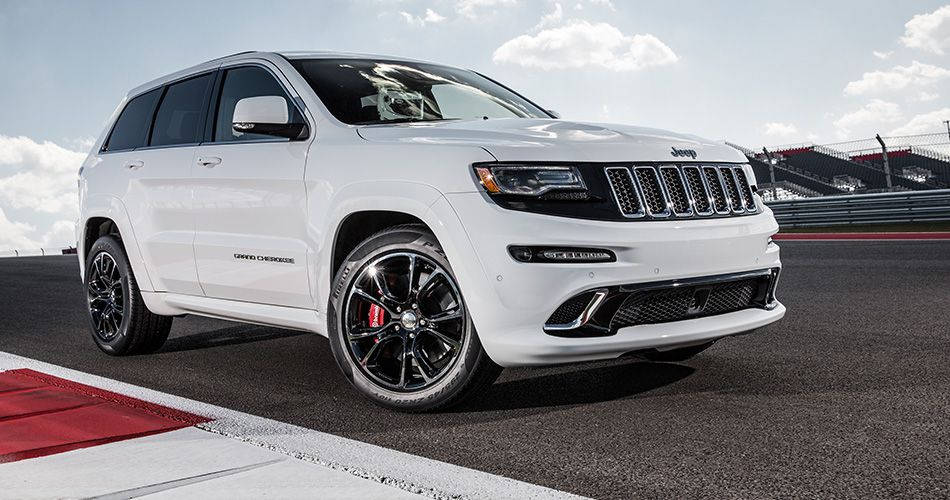 Jeep SRT Grand Cherokee Hellcat Engine - JeepDealerNy